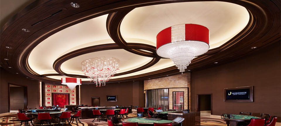 Horseshoe Casino Food Court